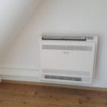 Klimagerät in der Wohnung